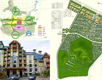 Development strategy for Color Stone Mountain Villa, Jinan,China