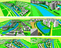 Development feasibility for Huaming site, Tianjin,China