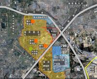 Development strategy for Wangjing Land, Beijing, China