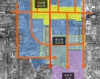 Development strategy in Xuanwu District, Beijing,China