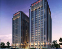 北京石景山中海大厦
