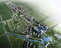 Youyi Road Urban Design, Tangshan, China