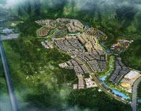 Wanda International Resort, Xishuangbanna, China