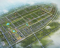 CFLD Muluan New Town, Wuzhi, Zhengzhou,China