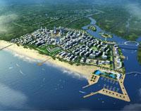 华夏幸福秦皇岛洋河口项目概念规划及城市设计