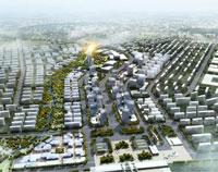 华夏幸福怀来新城概念规划及城市设计