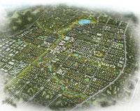 华夏幸福博望产业新城概念规划及城市设计