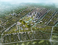 CFLD HanShan New Town, Ma-Anshan, China