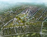 CFLD HanShan New Town, Ma-Anshan, China