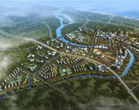 华夏幸福秦皇岛足球小镇概念规划及城市设计