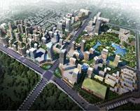 Huayan Center Urban Design, Tangshan, China